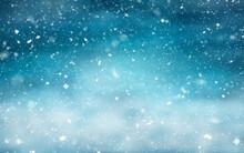 Full Frame Shot Of Snowfall
