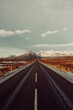 Road On Landscape Against Sky