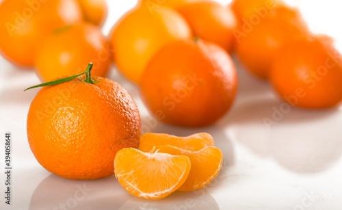 Oranges and wedges Slika na platnu