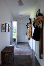Cloakroom Of Large Country Manor