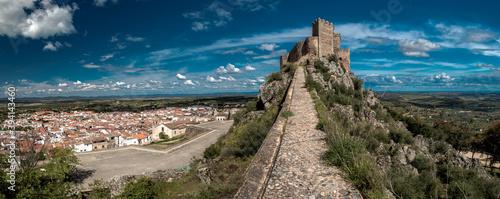 Castle of Alburquerque, Badajoz, Spain