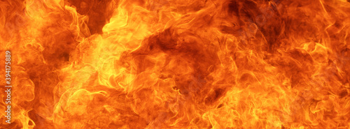 Obraz blaze fire flame conflagration texture for banner background - fototapety do salonu
