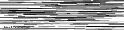 Canvas Print Irregular, random lines harsh texture