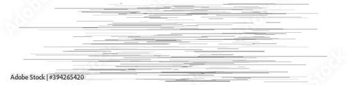 Fototapeta Irregular, random lines harsh texture. Abrasion, sketch, sketchy scribble lines obraz