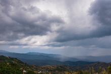 Overcast Sky Over Lower Himala...