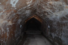 Tunnel In The Fortress