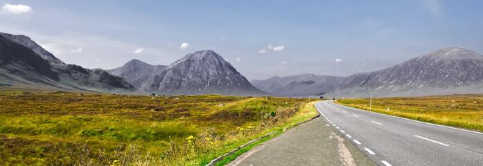 Panorama w z widokiem na góry