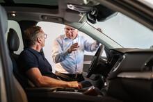 Men In Car, Sweden