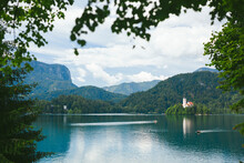 View Of Lake, Slovenia