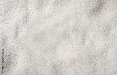 Leinwand Poster grey or white sand textured background