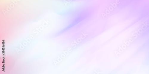 Abstract Pastel colorful gradient background concept for your graphic colorful d Fototapet