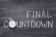 Final Countdown Watch