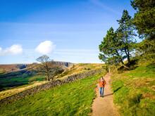 A Tourist In Peak District, An...