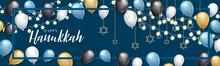 Happy Hanukkah. Traditional Je...