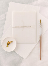 White Stationeries Love Letters To Me
