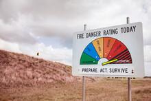 Catastrophic Fire Danger Ratin...