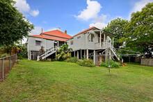 Old Colonial Queenslander House Built In 1889 Australian Heritage
