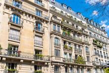 Paris, Typical Building