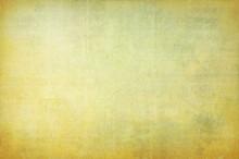 Full Frame Shot Of Blank Yellow Paper