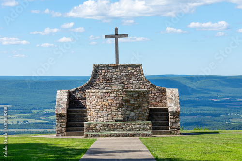Mount Pisgah Alter Fotobehang
