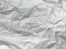 Full Frame Shot Of Crumpled Paper