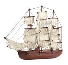 Beautiful Small Ship Model Iso...