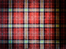 Full Frame Shot Of Checked Patterned Textile