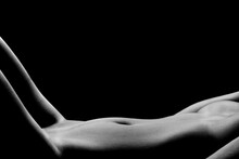 Bodyscape - Female Nude Body Details