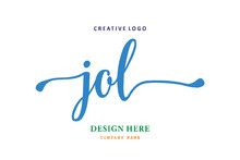 JOL Lettering Logo Is Simple, Easy To Understand And Authoritative