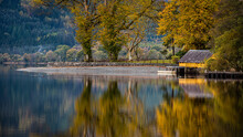 Autumn Colours At The Boathous...