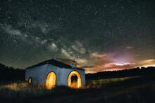 Fotografia Nocturna De Ermita