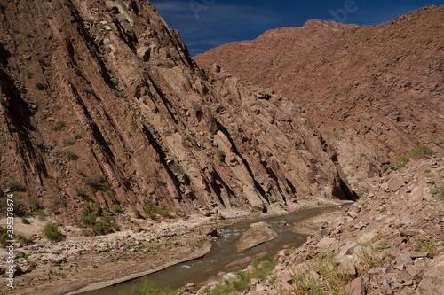 Photographie Desert landscape