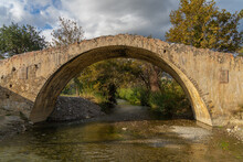 The Beautiful Arched Bridge Of...