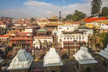 Pashupatinath Temple By Bagmat...