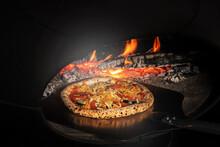 ミックスピザ Italian Delicious Food Mixture Pizza