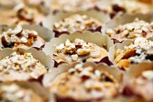 Hazelnut And Chocolate Muffins