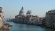Venice, Italy - November 2020 - Walking through the less touristy streets of the lagoon city