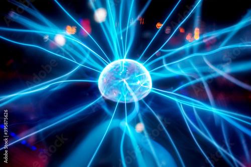 Fotografija Plasma Ball Scientific plasma ball for experiment