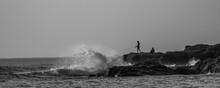 Vendée, FRANCE, Black And Whi...