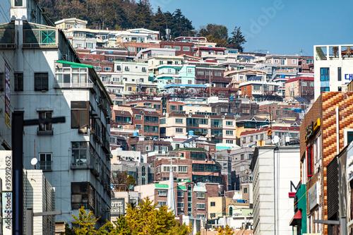 Fototapeta 釜山広域市