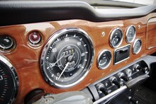 The TR4 (Triumph Roadster 4) Was A Passenger Car Produced By Triumph From 1961 To 1965.