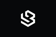 LB Logo Letter Design On Luxury Background. BL Logo Monogram Initials Letter Concept. LB Icon Logo Design. BL Elegant And Professional Letter Icon Design On Black Background. L B BL LB