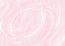 背景テクスチャ ピンクのマーブル柄