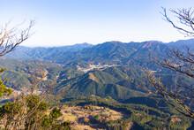 山と空の風景