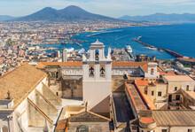 Naples, Italy - A Former Monas...