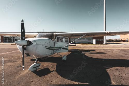 Obraz Avioneta Cesna - fototapety do salonu