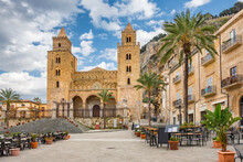 Cathedral Basilica Of Cefalu A...