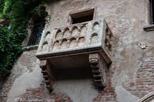 Juliet's Balcony – Verona, Italy