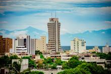 Edificio Miss Universo Barranquilla Colombia Frente A La Cierra Nevada