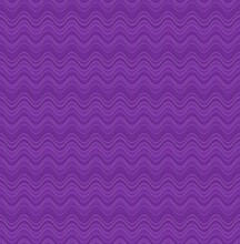Seamless Textured Berta's Background With Waves  In A Dark Purple Colors